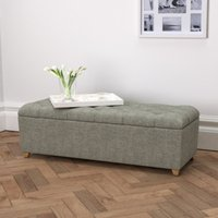 Richmond Tweed Ottoman