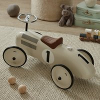 Ride On Car Toy, Cream, One Size