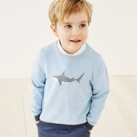 Shark Jumper (1-6yrs)