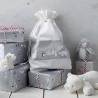 Snowy & Lumi Present Sack