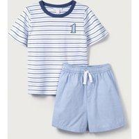 No.1 Stripe Pyjamas (1-12yrs)