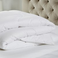 Super-Soft Ultra Wash Duvet, No Colour, Double