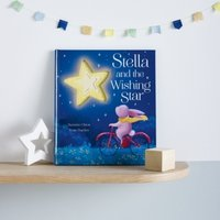 Stella & The Wishing Star Book by Suzanne Chiew & Rosie Butcher