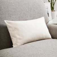 Scatter Cushion Cotton, Pearl Cotton, Medium Square