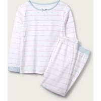 Scattered Star & Stripe Pyjamas (1-12yrs), Multi, 5-6yrs