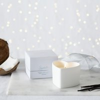 Seychelles Heart Candle, No Colour, One Size