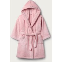 Snuggle Robe (1-12yrs), Chalk Pink, 5-6yrs