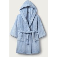 Snuggle Robe (1-12yrs), Cashmere Blue, 3-4yrs