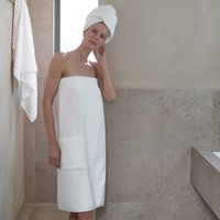 Spa Towel, White, Extra Large