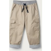 Stone Jersey-Lined Trousers (1-6yrs), Stone, 2-3yrs