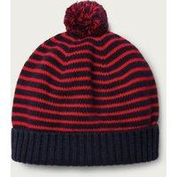 Stripe Pom-Pom Hat (1-6yrs), Multi, 1-3 years