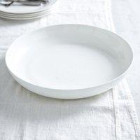 Symons Bone China Serving Platter , White, One Size