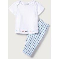 Transport & Stripe Pyjamas