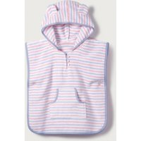 Towelling Poncho (0-24mths)