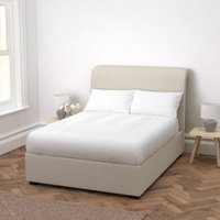 Thurloe Bed Cotton, Silver Cotton, King