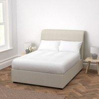 Thurloe Bed Cotton, Silver Cotton, Super King