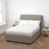Thurloe Bed Cotton, Grey Cotton, King