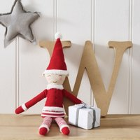 Tuffy The Elf Toy, Multi, One Size