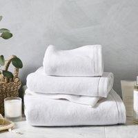 Ultimate Turkish Cotton Bath Sheet, White, Bath Sheet