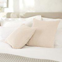Linen/Velvet Cushion