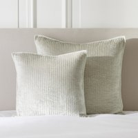 Vienne Cushion Cover, Oyster, Large Square