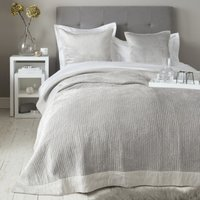 Vienne Quilt, Silver, King/Super King