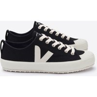 Veja Nova Canvas Trainers, Black, 38