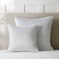 Vienne Cushion Cover , Pale Blue, Medium Square