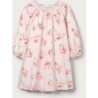 Vintage Rose Nightdress (1-12yrs), Pink, 7-8yrs