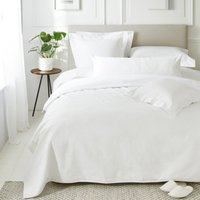 Westbourne Quilt, White, Single