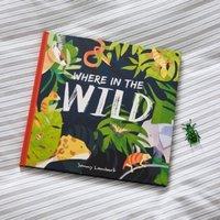 Where in The Wild Book by Jonny Lambert