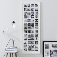 52 Aperture Year In Memories Photo Frame, White, One Size
