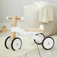 Wooden Toy Bike