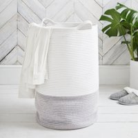 Rope Laundry Basket