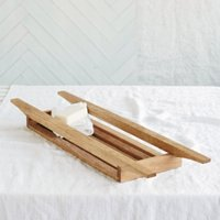 Wooden Bath Tidy