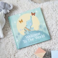 Welcome to the World Book by Lucy Tapper & Steve Wilson, Multi, One Size