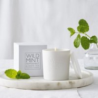 Wild Mint Candle, No Colour, One Size