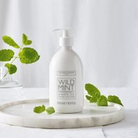 Wild Mint Hand Lotion, No Colour, One Size