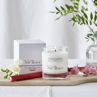 Wild Rhubarb Signature Candle, No Colour, One Size