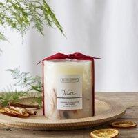 Winter Botanical Medium Candle, No Colour, One Size