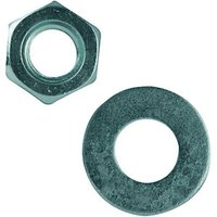 Click to view product details and reviews for Wickes Nuts Washers M10 Pack 10.
