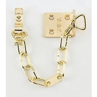 Yale V-WS6-EB High Security Door Chain Brass