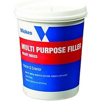 Wickes All Purpose Ready Mixed Filler 1kg