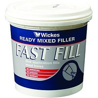 Wickes Lightweight Ready Mixed Filler 950ml