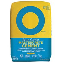Click to view product details and reviews for Blue Circle Mastercrete Cement 25kg.
