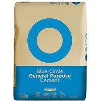 Click to view product details and reviews for Blue Circle General Purpose Cement 25kg.