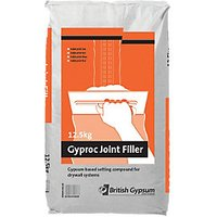 Click to view product details and reviews for British Gypsum Gyproc Joint Filler 125kg.