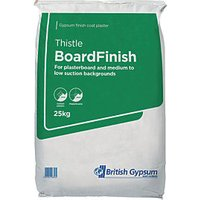 British Gypsum Thistle Board Finish 25kg