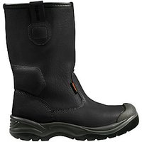 Scruffs Gravity Rigger Safety Boot - Black Size 8