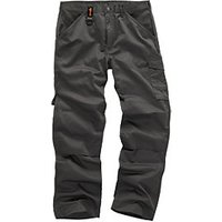Scruffs Graphite Worker Trousers - 32W 31L